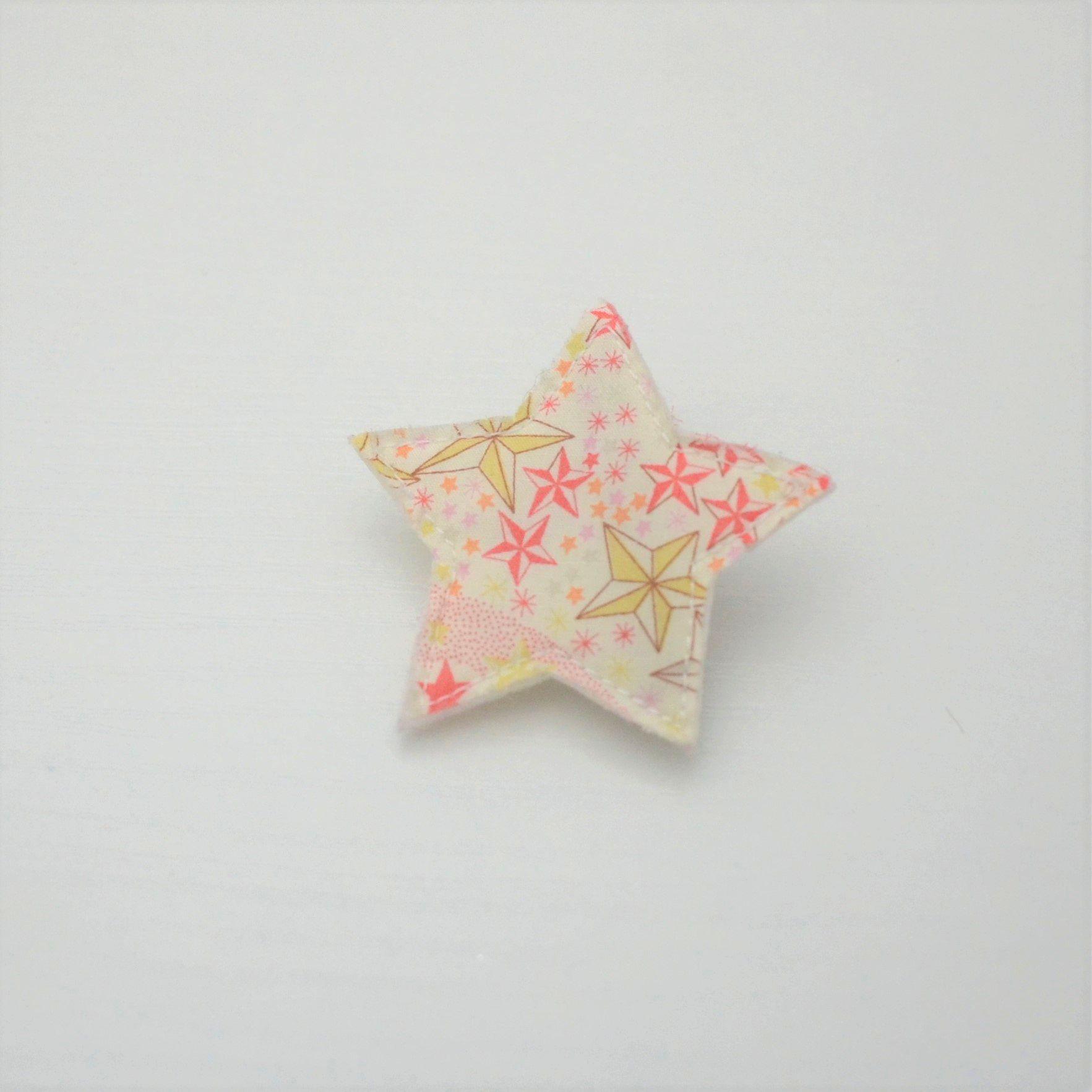Barette Etoile petite taille Liberty Adelajda Candy--9995232725191