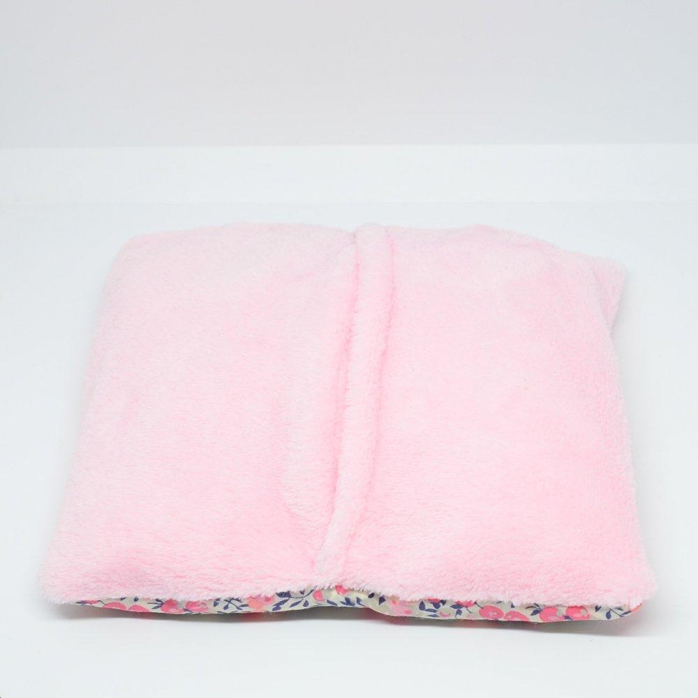 Bouillotte sèche Betsy rose--9996014098366