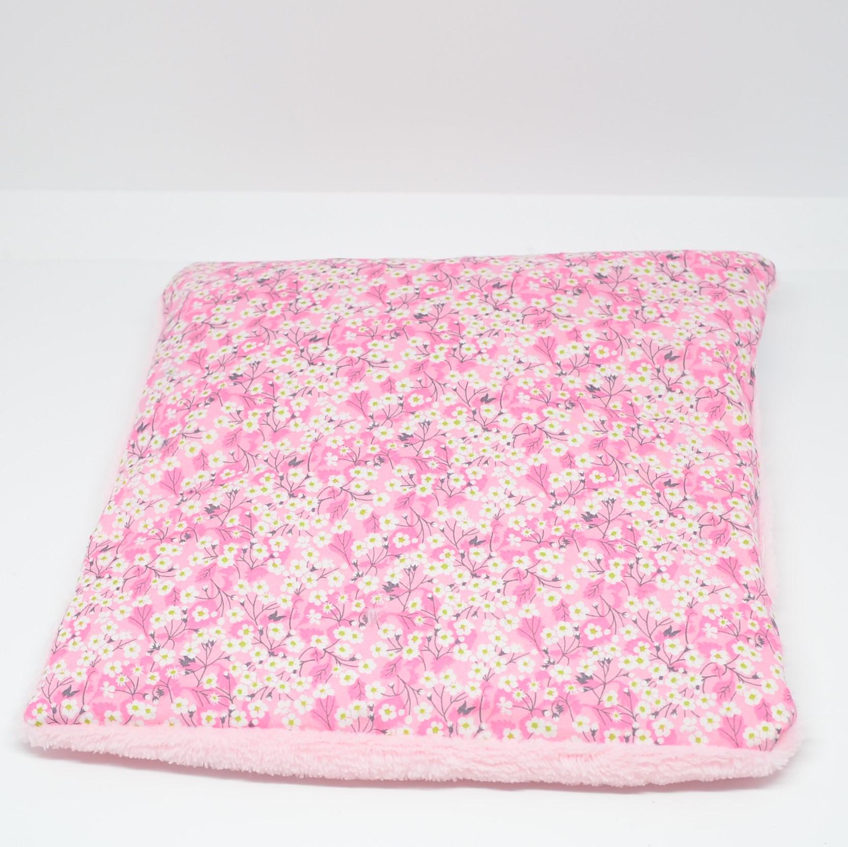Bouillotte sèche Mitsi valeria rose--9995747221560
