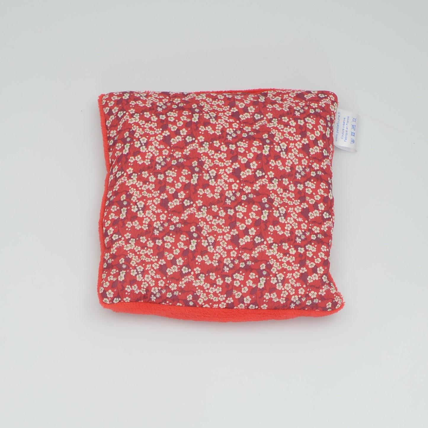 Bouillotte sèche Mitsi valeria rouge--9996014094603