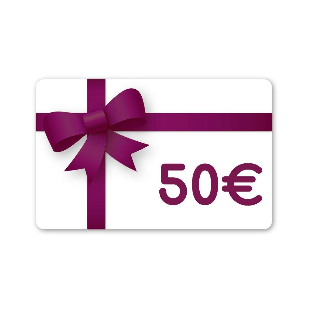 Carte cadeau 50 Euros--9995420156899