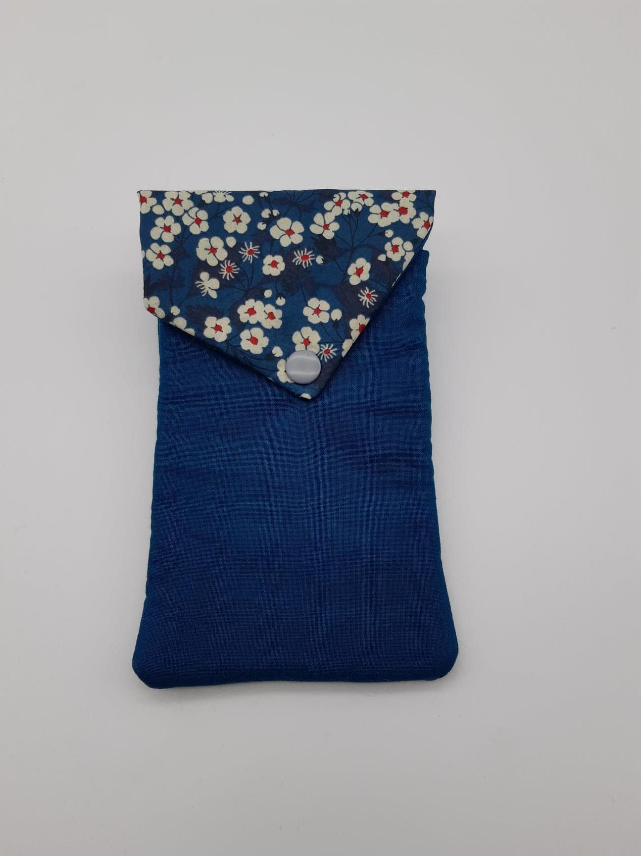 Etui portable Liberty Mitsi Blue Deep--9995753102563