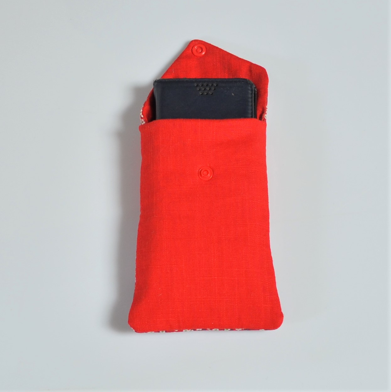 Pochette portable Liberty Mitsi rouge--9995753096220