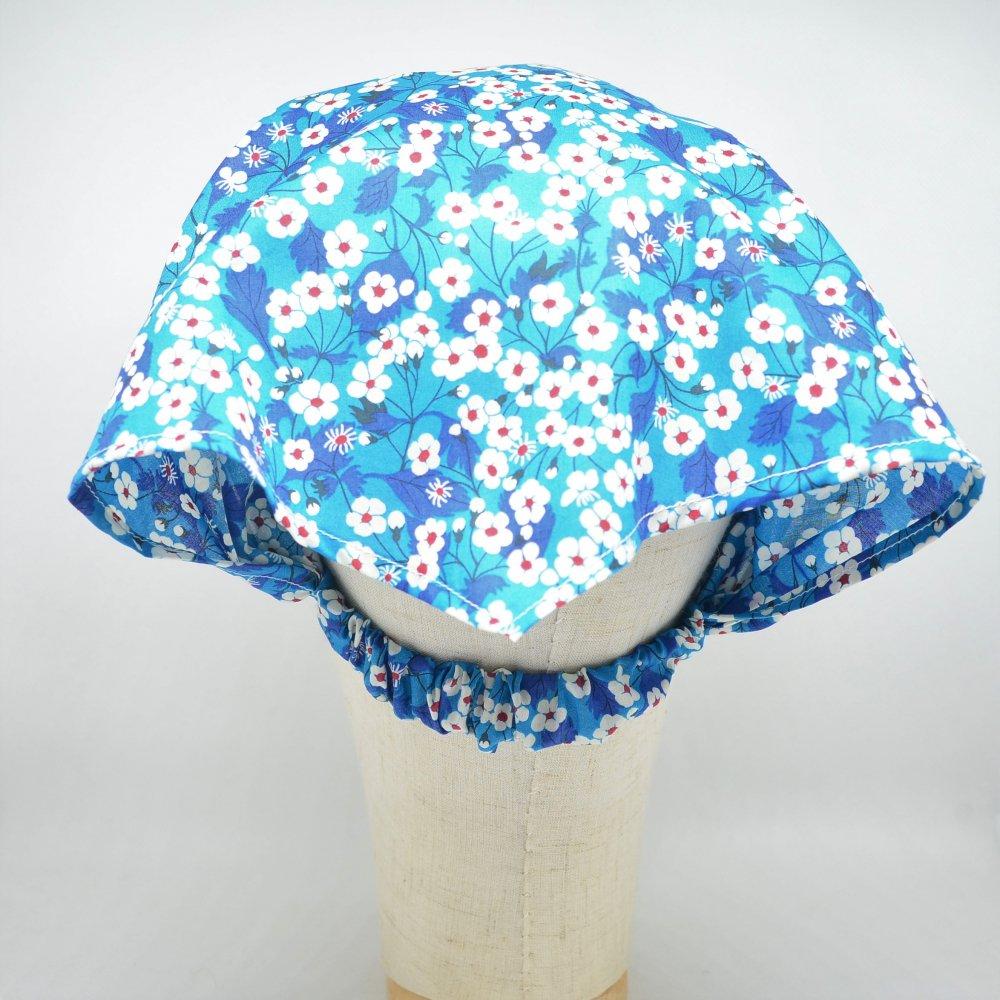 Fichu Mitsi blue deep taille unique 2-10 ans--9995595968891