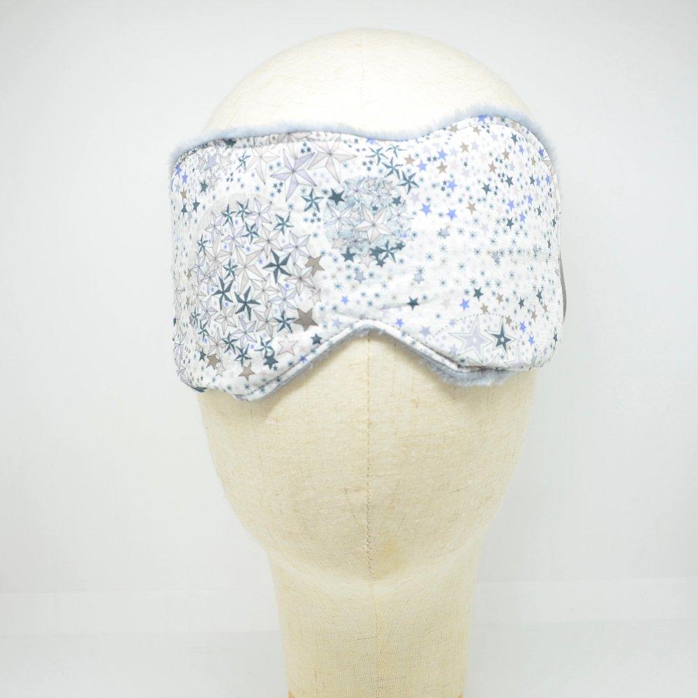 Masque de sommeil Liberty Adeladja grey--9995881395356