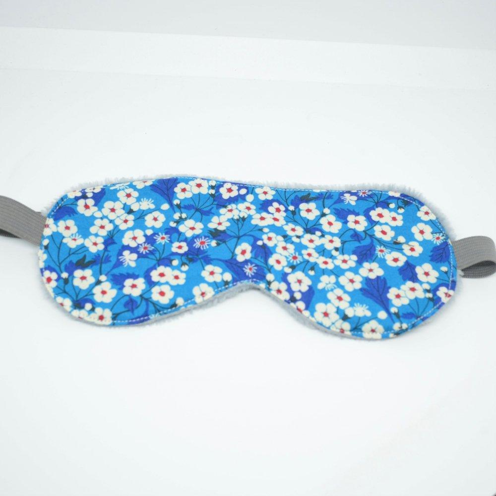 Masque de sommeil Liberty Mitsi Deep Blue--9995755841910