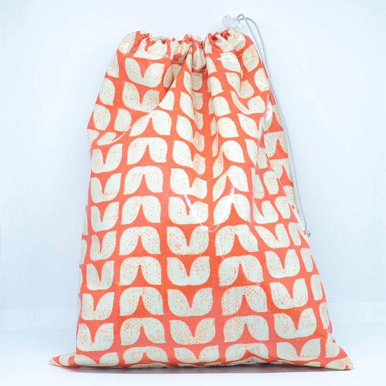 Sac gouter/piscine imperméable motifs vintage--9995680901994