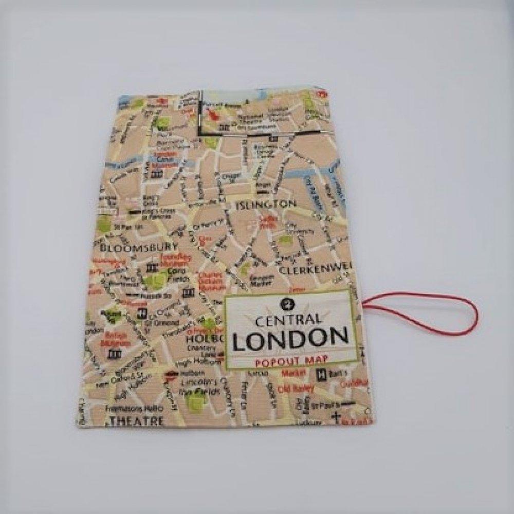 Trousse imperméable pour transporter les couverts Londres/graffiti--9995753140046