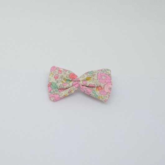 Barrette Liberty Betsy ann sweet pink petite taille