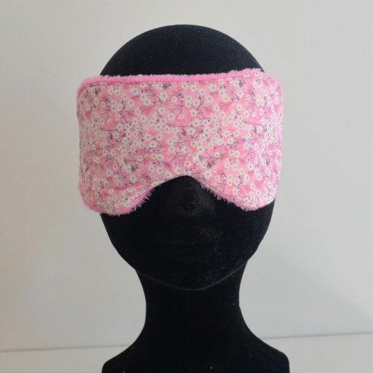 Masque de sommeil Liberty Mitsi valeria rose