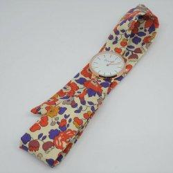 Montre à nouer bracelet Liberty Betsy automne